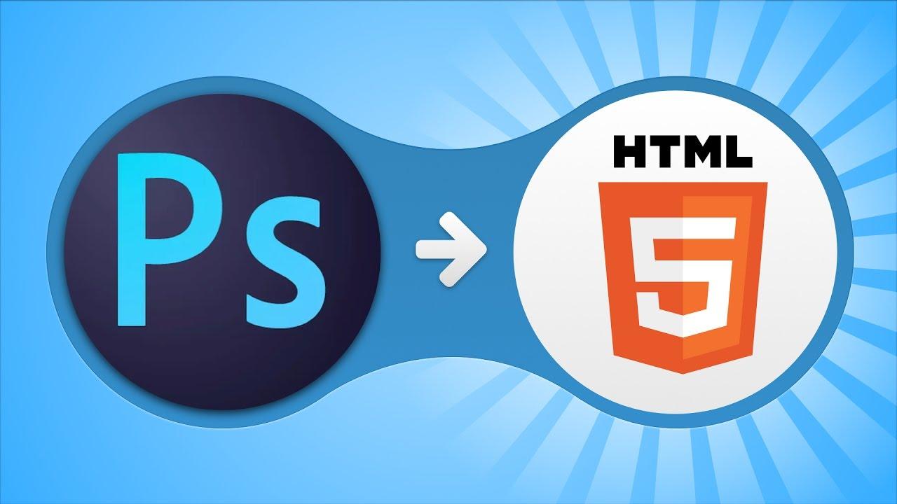 PSD to HTML Bangla